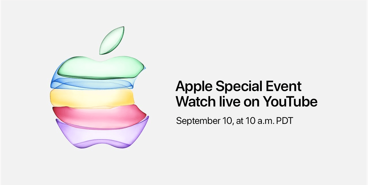 iPhone 11 And Apple Watch Series 5 YouTube livestream