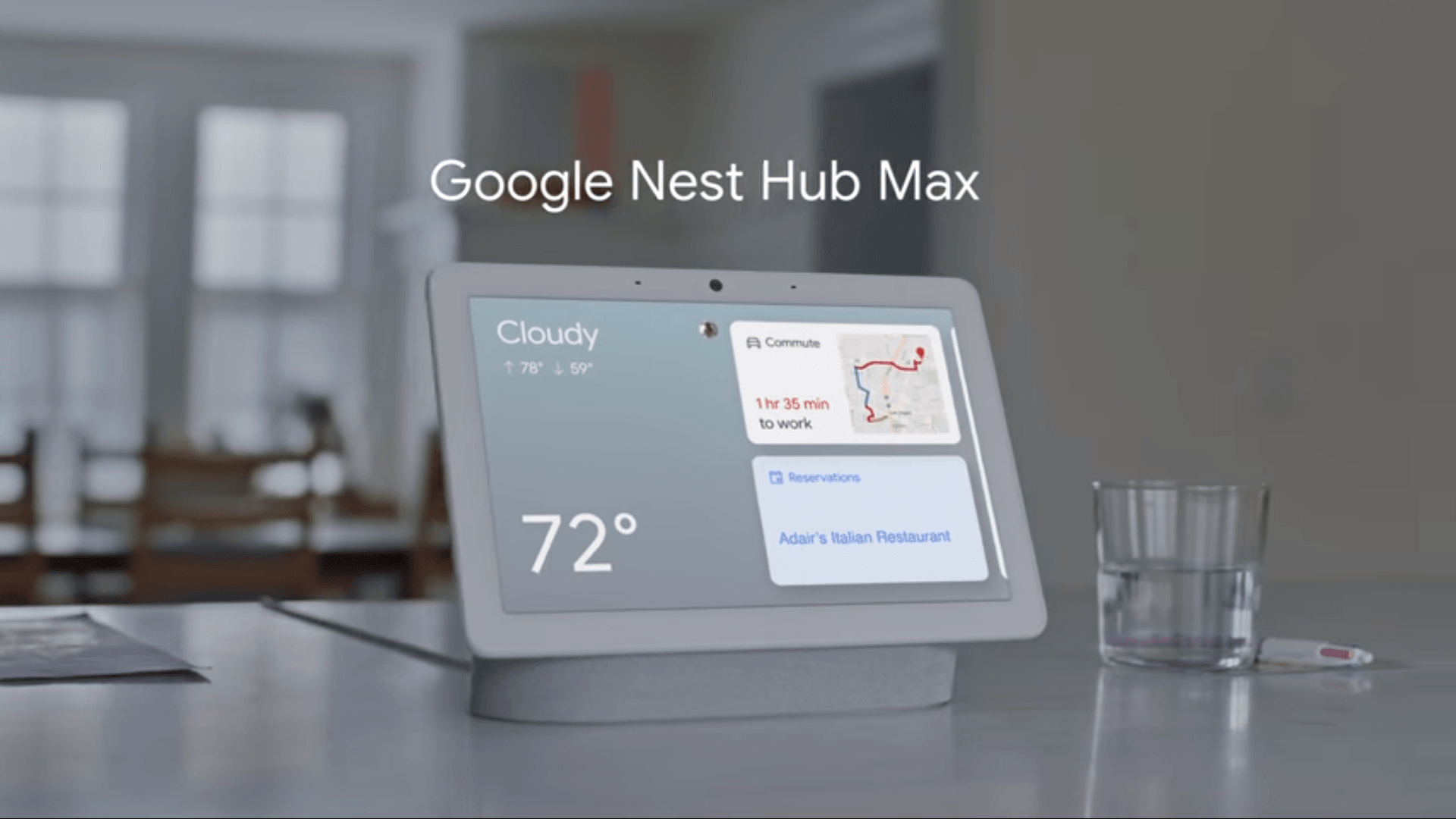 Facebook Portal vs Google Nest Hub Max