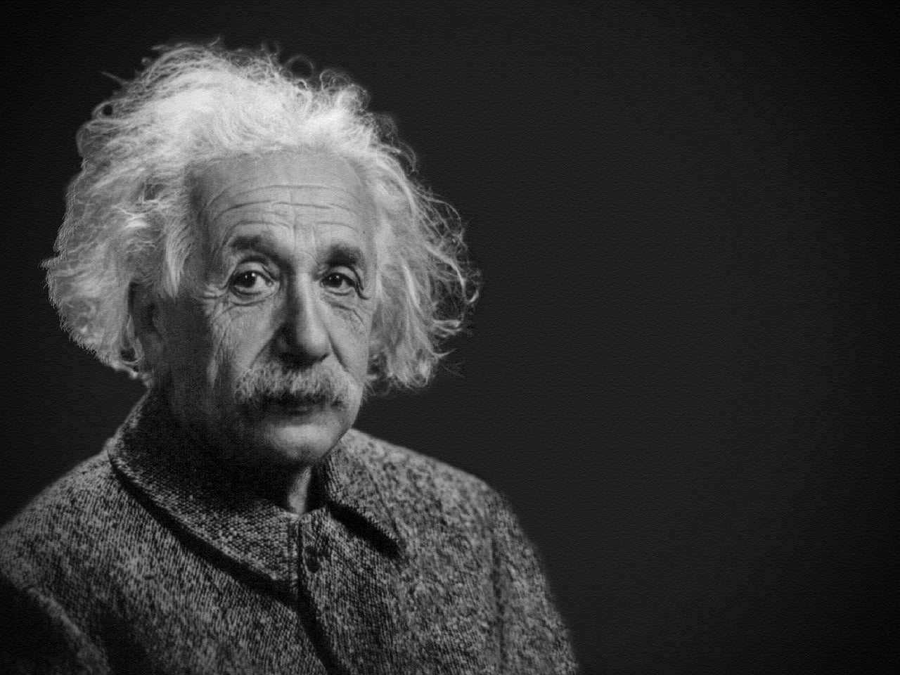 einstein discovered gravity