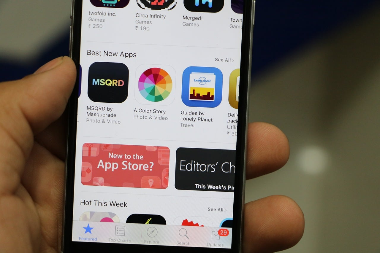 Apple Improves App Store Search Algorithms