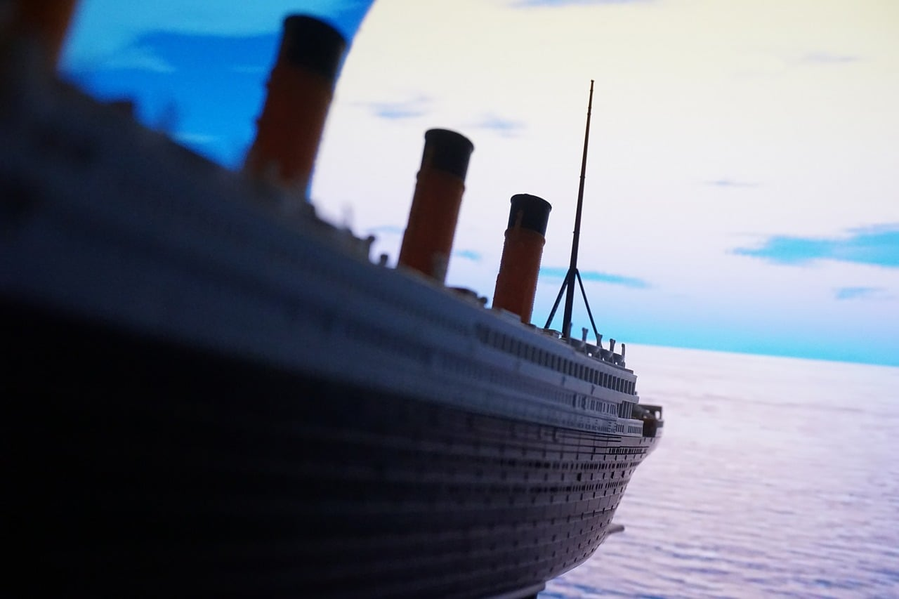 Top 15 Titanic Facts