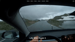Life with Model 3