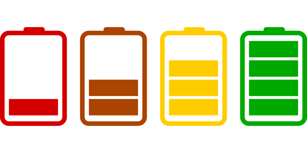 restore Windows 10 battery icon