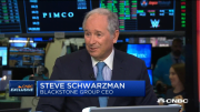 Blackstone Chairman and CEO Steve Schwarzman
