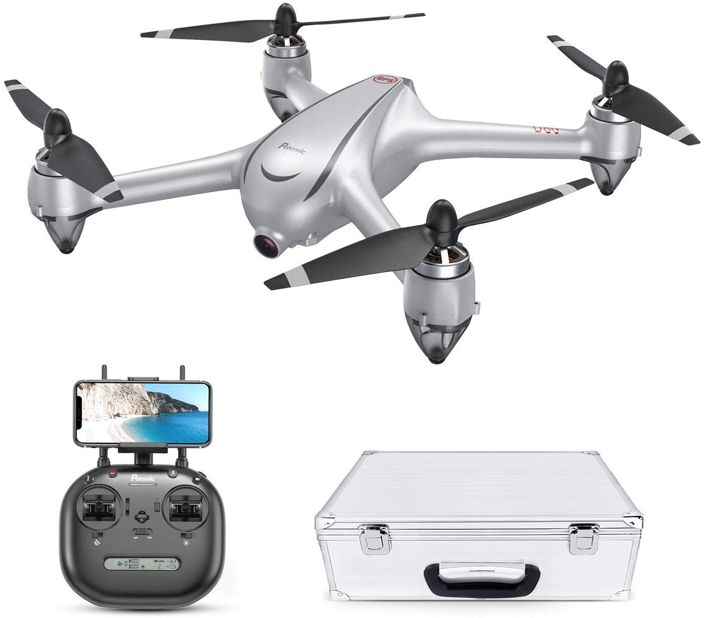 D80 Drone
