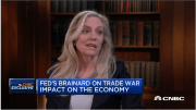 Fed Governor Lael Brainard