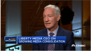 Liberty Media CEO Greg Maffei