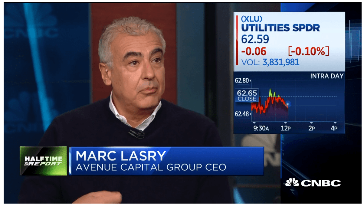Avenue Capital Chairman and CEO Marc Lasry