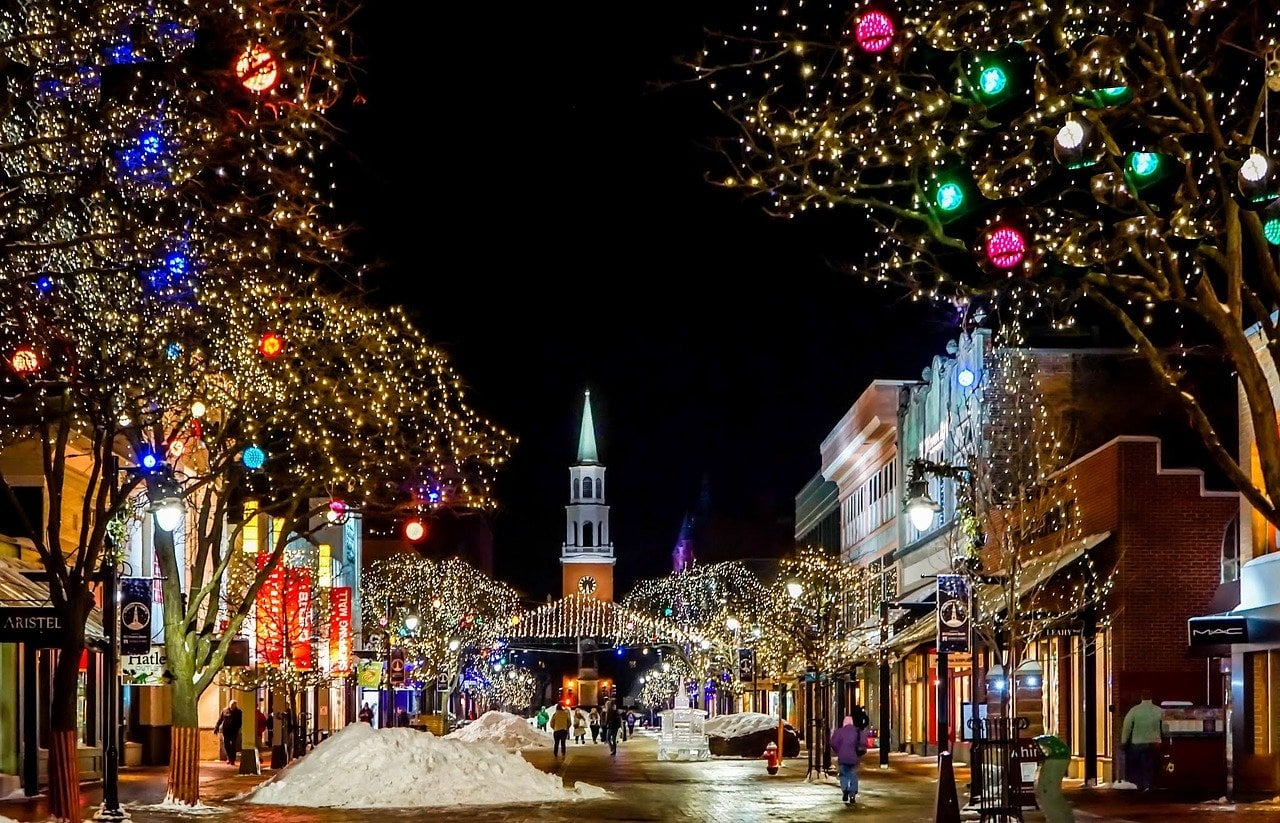 Top 10 most festive Christmas cities