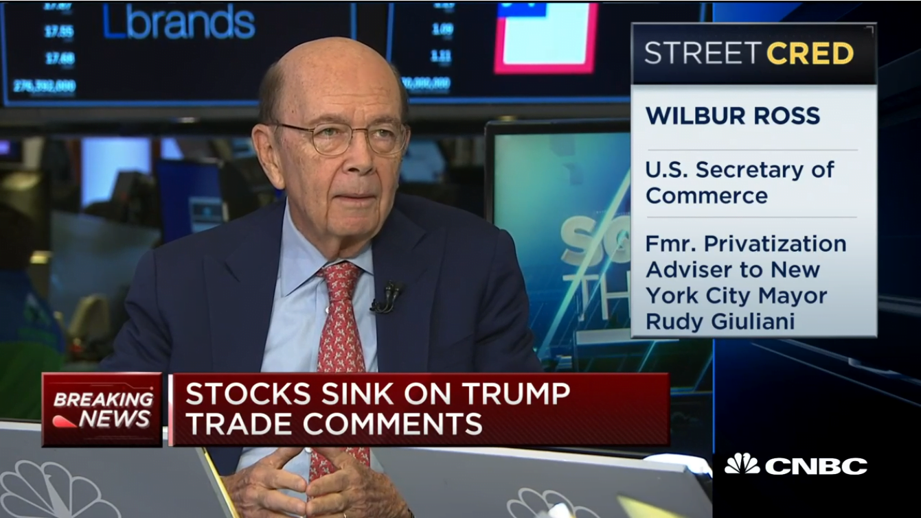 Wilbur Louis Ross Jr.