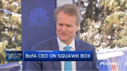 Bank of America Chairman and CEO Brian Moynihan