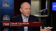 Boeing CEO David Calhoun
