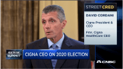 Cigna CEO David Cordani