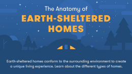 Earth-Sheltered Homes