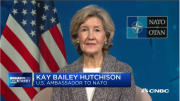 NATO Kay Bailey Hutchison