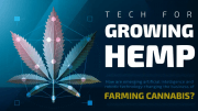 Robotics Enhancing Hemp Farming
