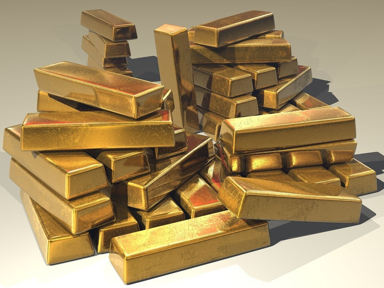 pension crisis gold price