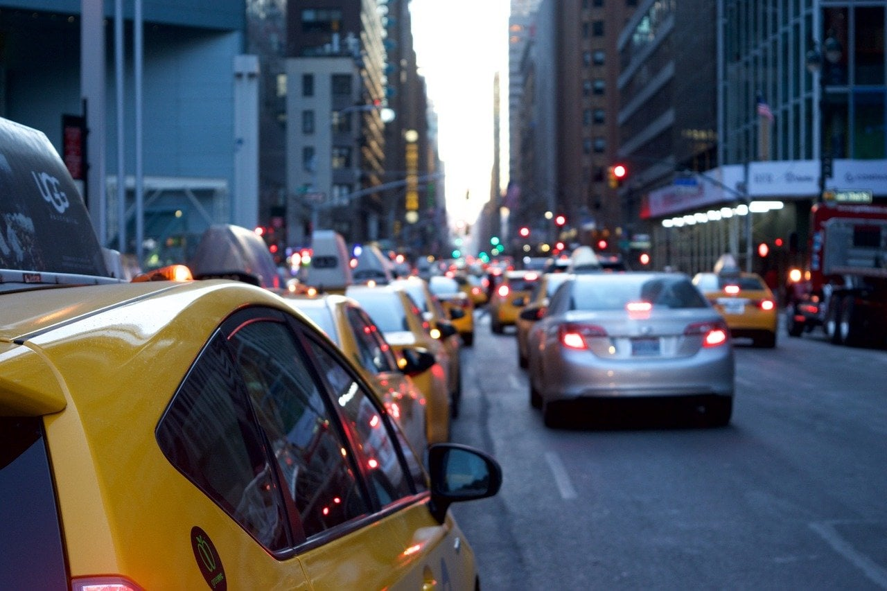top 10 cities with the worst traffic