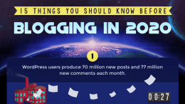 5 Things You Should Know Before Blogging in 2020