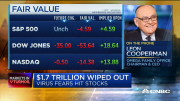 Omega Advisors Chairman and CEO Leon Cooperman