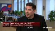 WeWork Executive Chairman Marcelo Claure