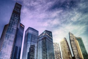 Top 10 biggest financial centers in the world